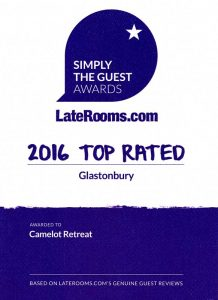 Simply The Guest Awards by Late Rooms