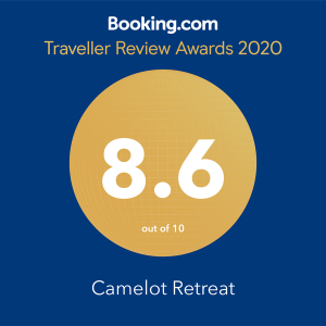 Camelot Retreat Booking Award